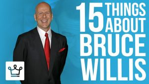 15 Things You Didn't Know About Bruce Willis