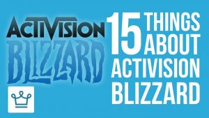 5 Things You Didn't Know About Activision Blizzard