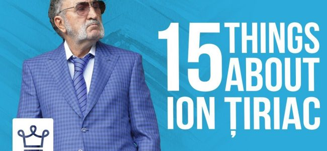 15 Things You Didn't Know About Ion Tiriac