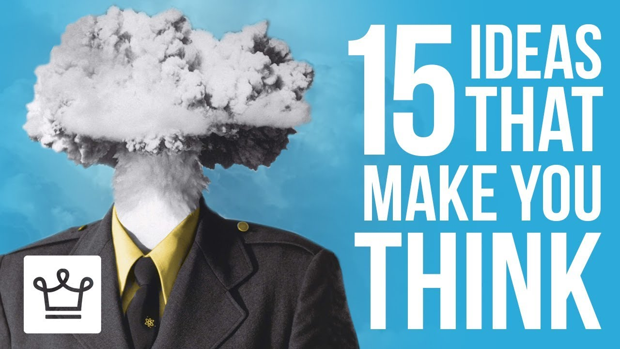 15 Uncomfortable Ideas To Think About (Part 1)