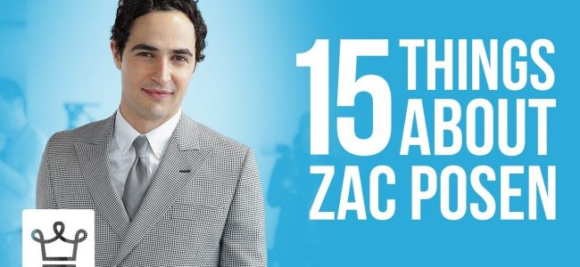 15 Things You Didn't Know About Zac Posen