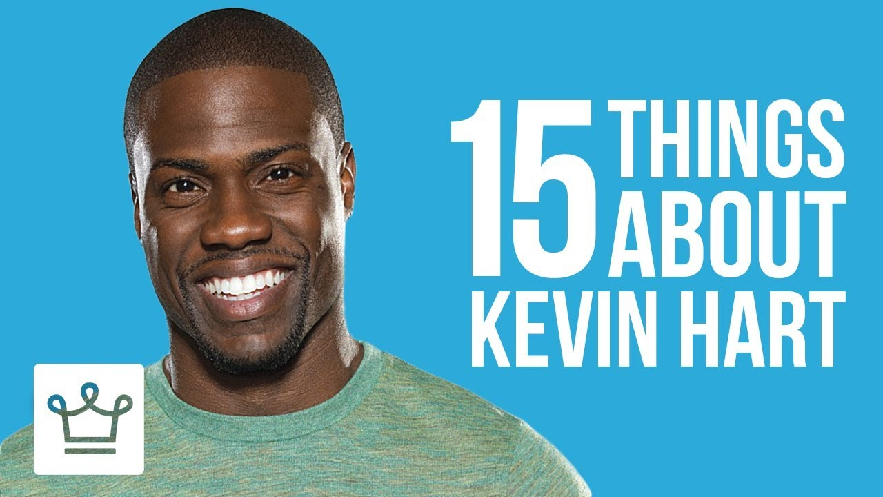 15 Things You Didn't Know About Kevin Hart