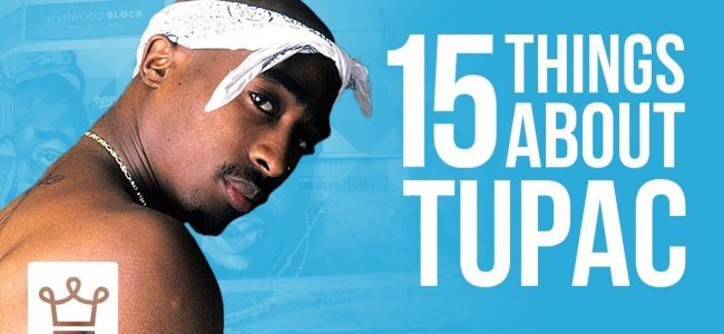 15 Things You Didn't Know About Tupac