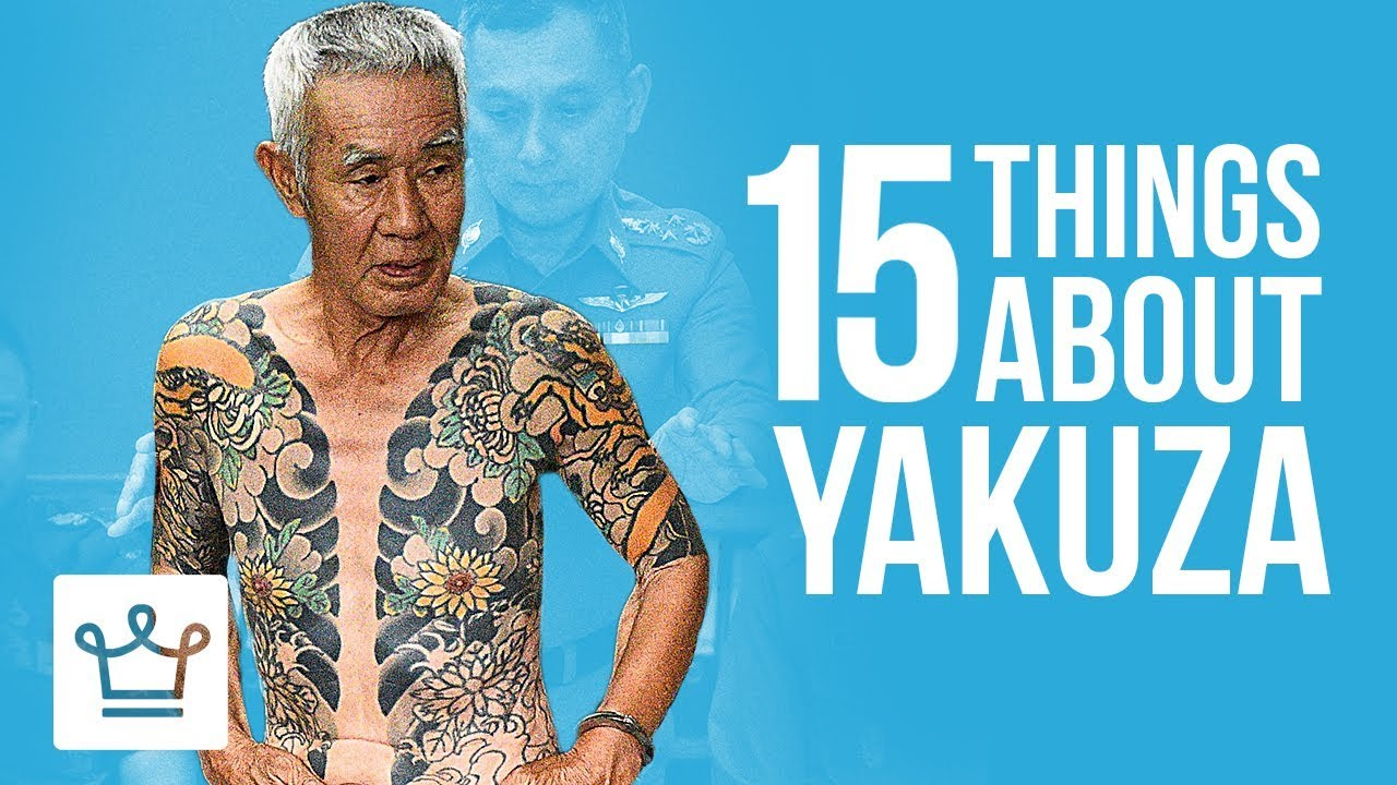 15 Things You Didn't Know About Yakuza