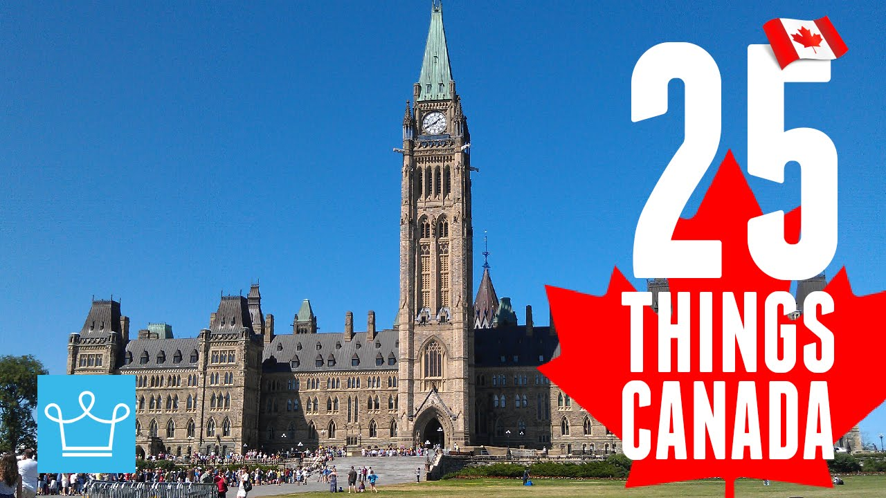 25 Things You Didn't Know About Canada!