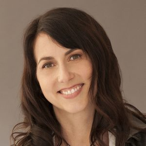 mackenzie bezos net worth alux money divorce