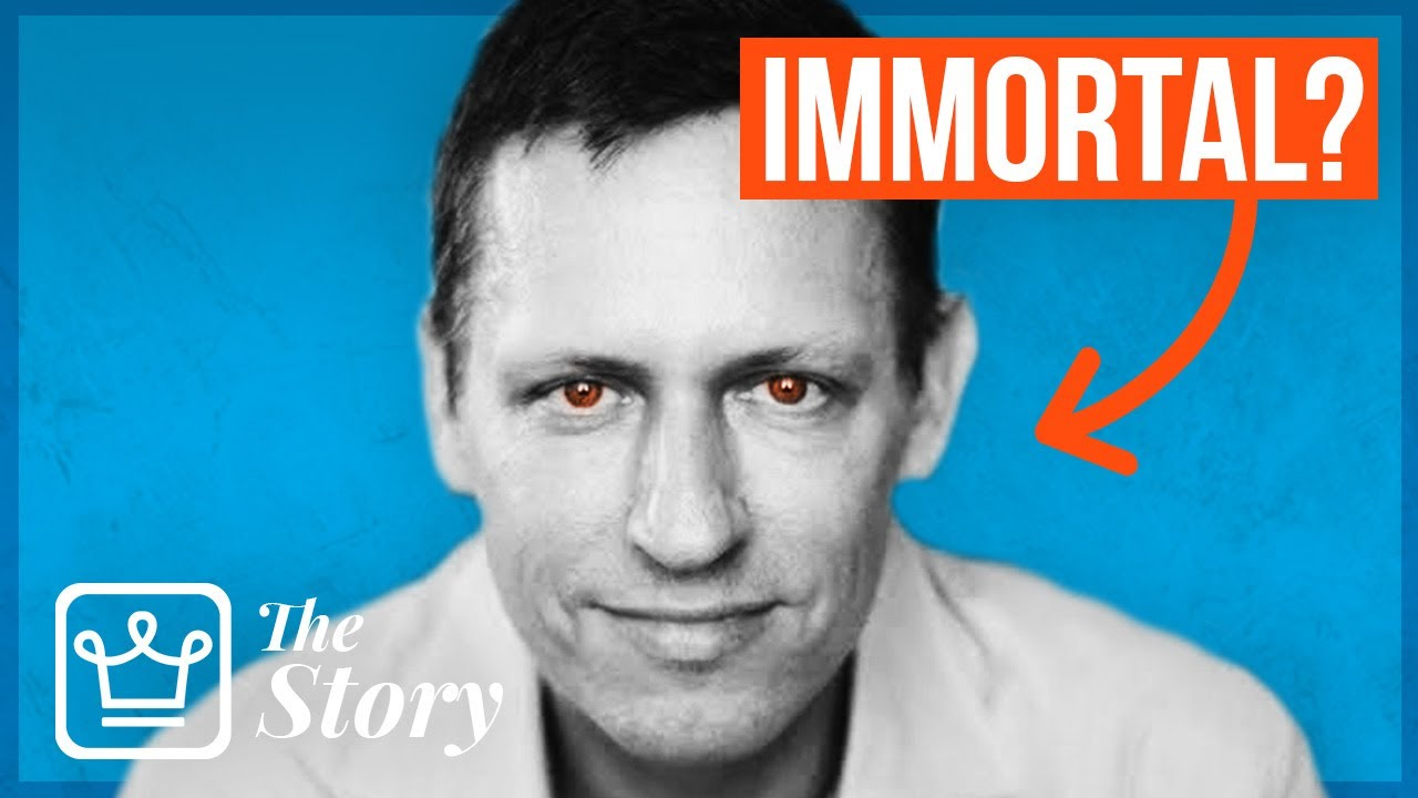 How Billionaire Peter Thiel Wants to Cheat Death