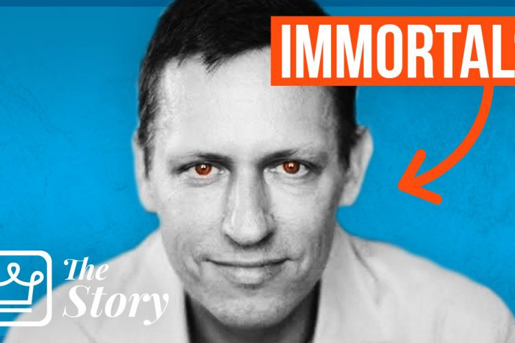 alux peter thiel immportal cure death video
