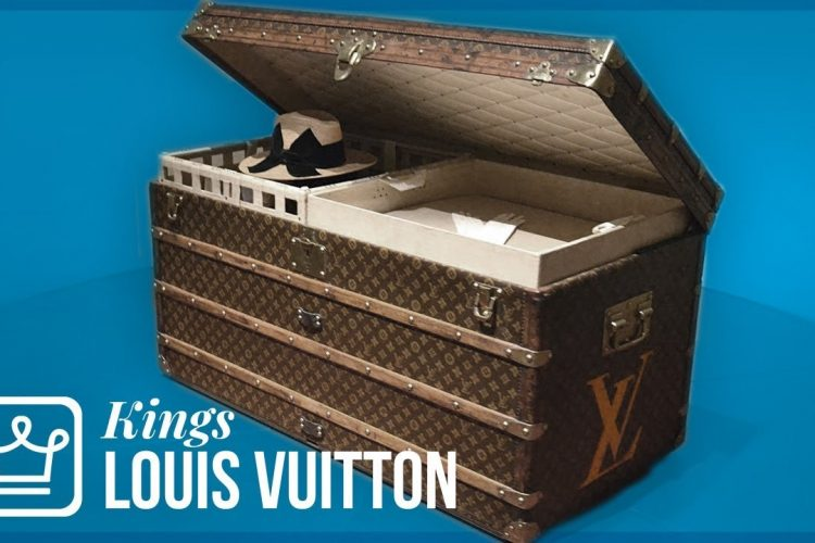 "Featured Image for ""How Louis Vuitton Became the King of Luxury"" Article"
