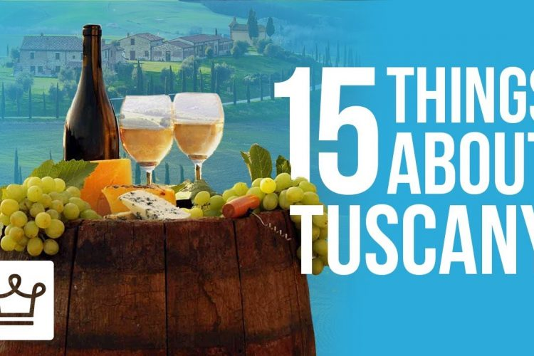 "Featured Image for ""15 Things about Tuscany"" Article"