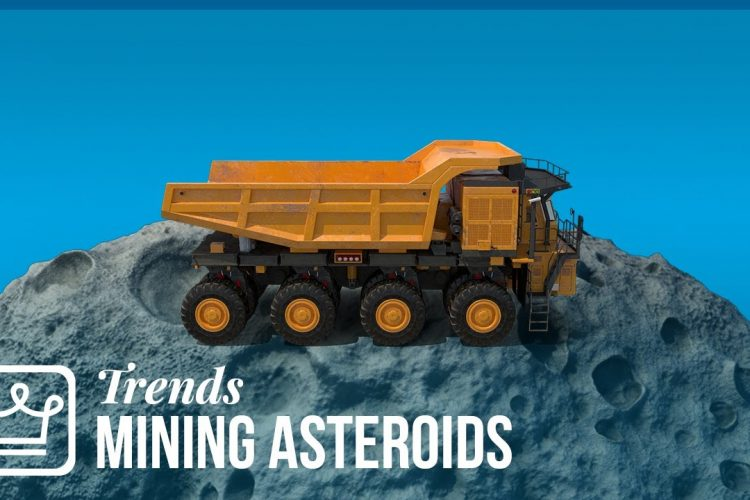 "Featured Image for the article ""How Astroid Mining Would Work"""