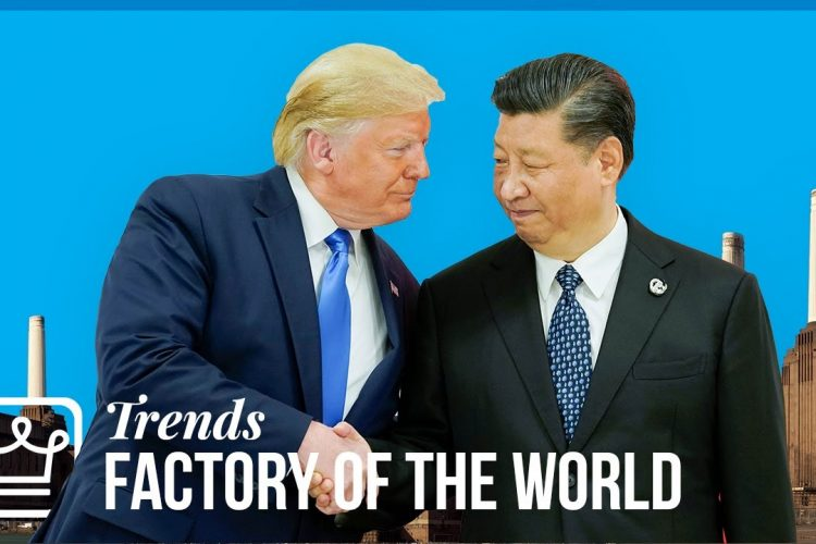 Featured image for the article How China Became the Factory of the World