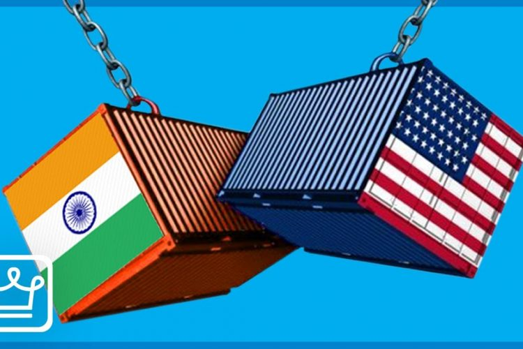 "Featured picture for the article ""Can India Overtake the US and China as the Strongest Economy?"""