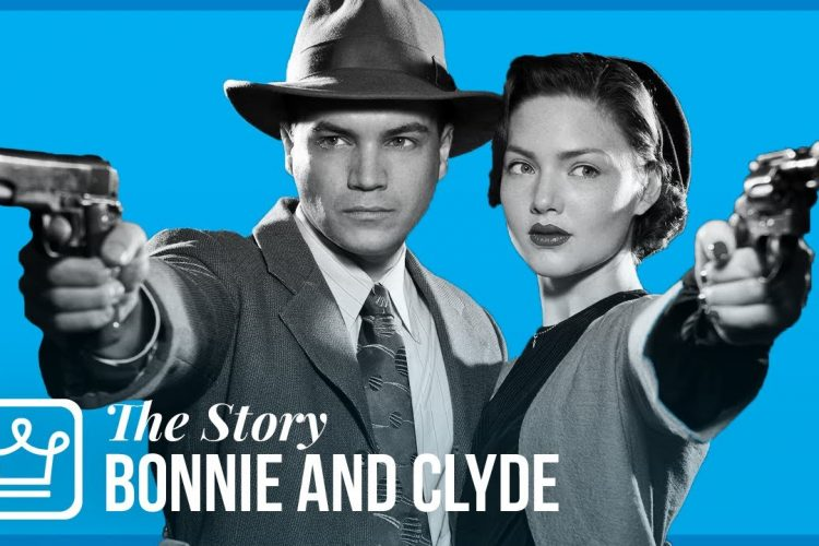 "Featured Image for the article ""The Real Story Of Bonnie and Clyde"""