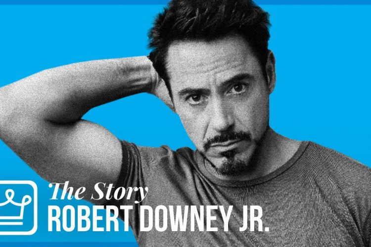"Featured image for the article ""How Robert Downey Jr. Went from Addict to Becoming Iron Man"""