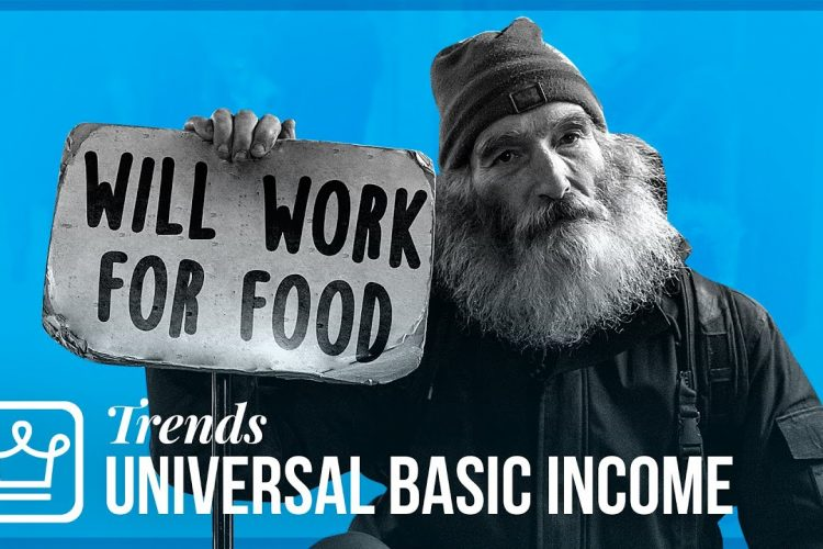 "Featured image for the article ""Universal Basic Income: How to Survive in a Future without Jobs"""