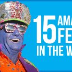 Featured image for the article 15 amazing festivals around the world
