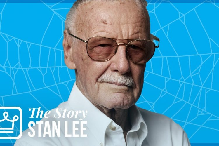 "Featured Image for the article ""Why Stan Lee Never Got Rich"""