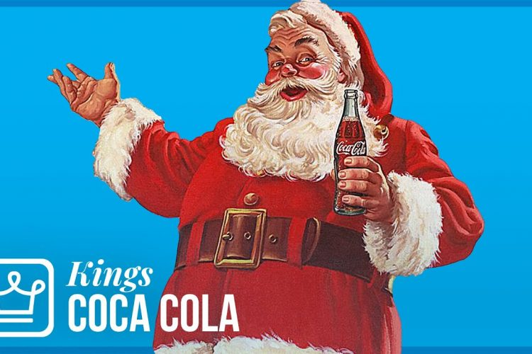 "Featured Image of the article ""How Coca Cola Became the KING of Soft Drinks"""