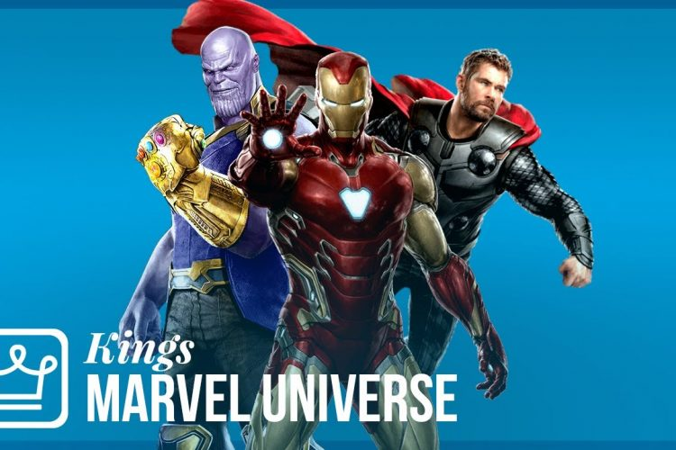 "Featured Image for the article ""How Marvel became the KING of Cinema"""