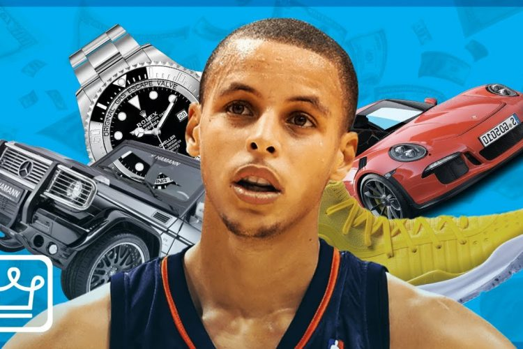 "Featured Image of the article ""15 CRAZY Expensive Things Stephen Curry OWNS"""