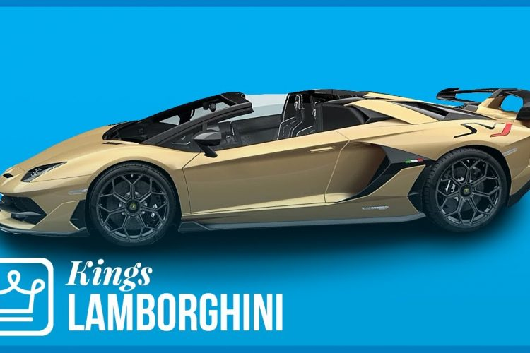 "Featured Image for the article ""How Lamborghini Became the KING of Poster Cars"""