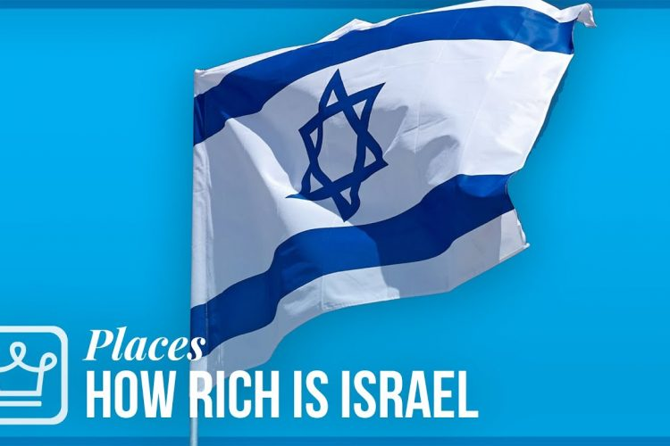 featured image for the article How Rich is Israel?