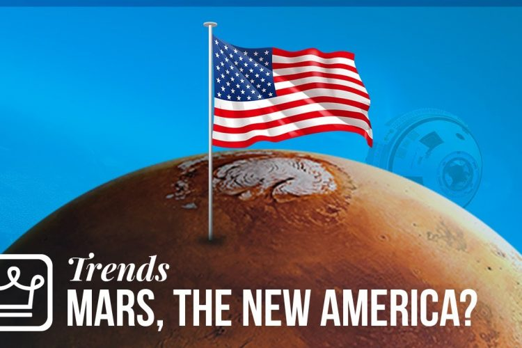 featured image for the article Is Mars the New America?
