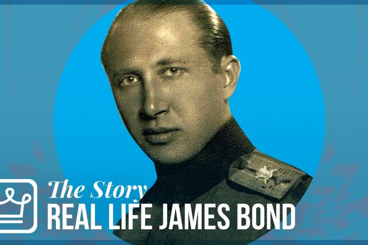 featured image for the article The Story of the Real Life James Bond