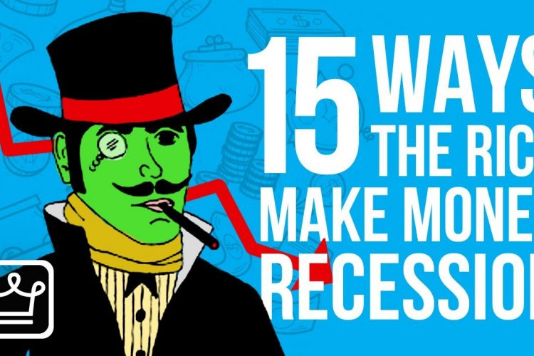 15 Ways Rich People Benefit From a Recession
