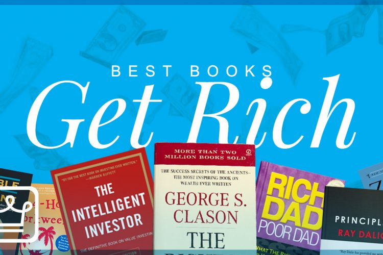 15 best books to get rich make money build wealth alux luxury article