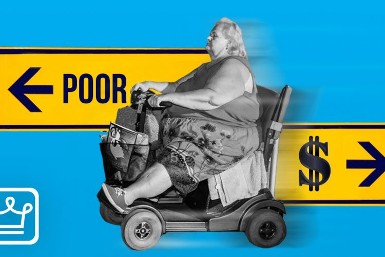 15 things poor people don't know about making money