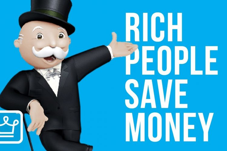 10 Ways Rich People Save Money