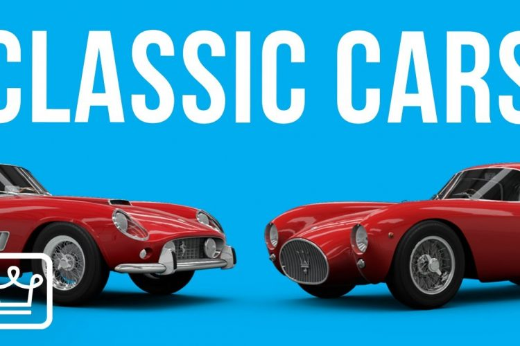 10 Classic Cars Every Aluxer Should Know About