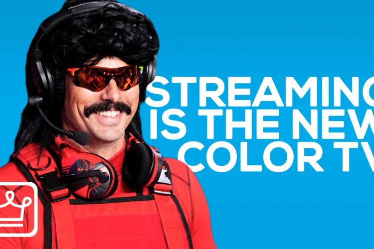 10 Reasons Live Streaming Is The New Color TV