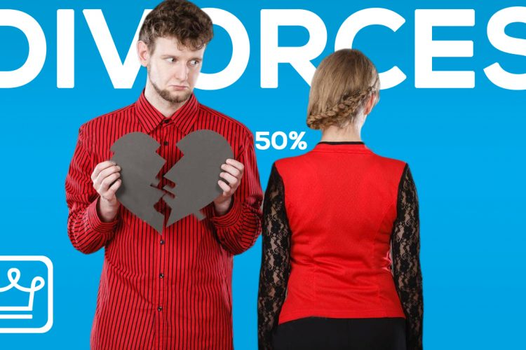 15 Reasons Why 50 of Marriages End in Divorce