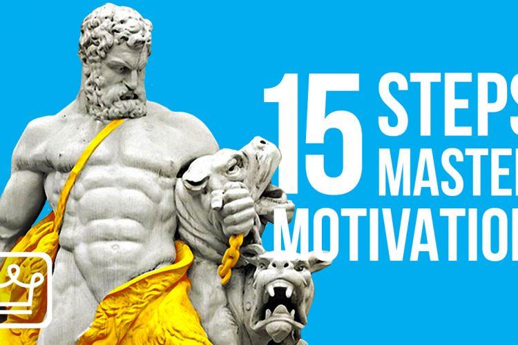 15 steps to master self-motivation alux luxury video sunday motivational