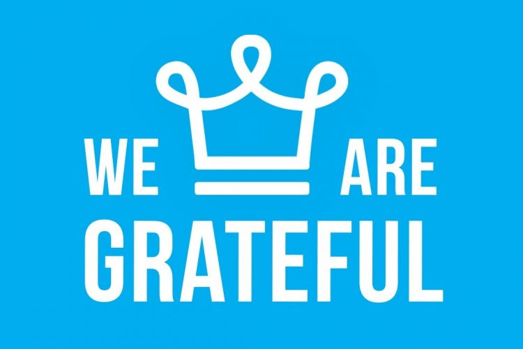 10 Things We Are Grateful for This Year