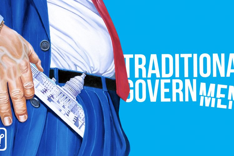 15 Reasons Why Traditional Governments are Outdated - Government System