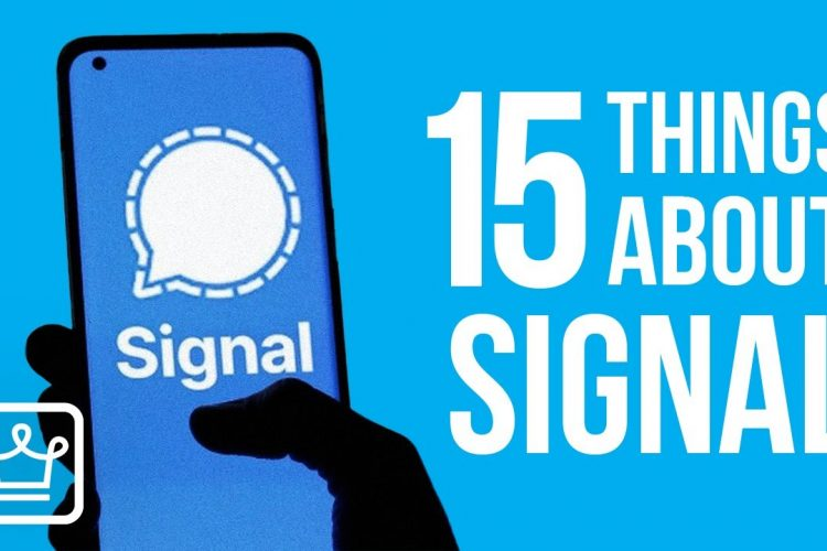 15 Things You Didn't Know About SIGNAL app