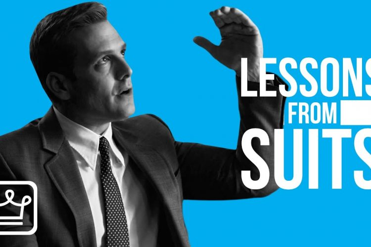 15 Business Lessons from SUITS (The TV Show). The TV show Suits