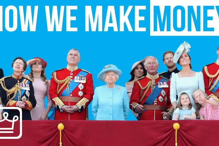 15 Ways the Royal Family Makes Money . How does royal family make money