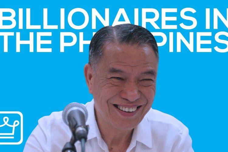 10 Richest Billionaires in Philippines . philippines money