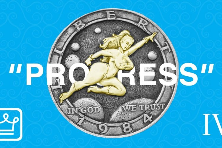 Purpose of Wealth (4): Progress . make progress