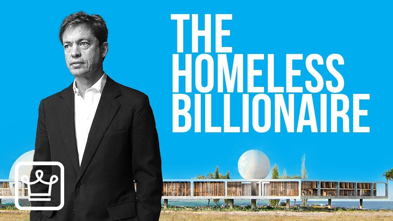 The Homeless Billionaire: A Modern Day Great Gatsby