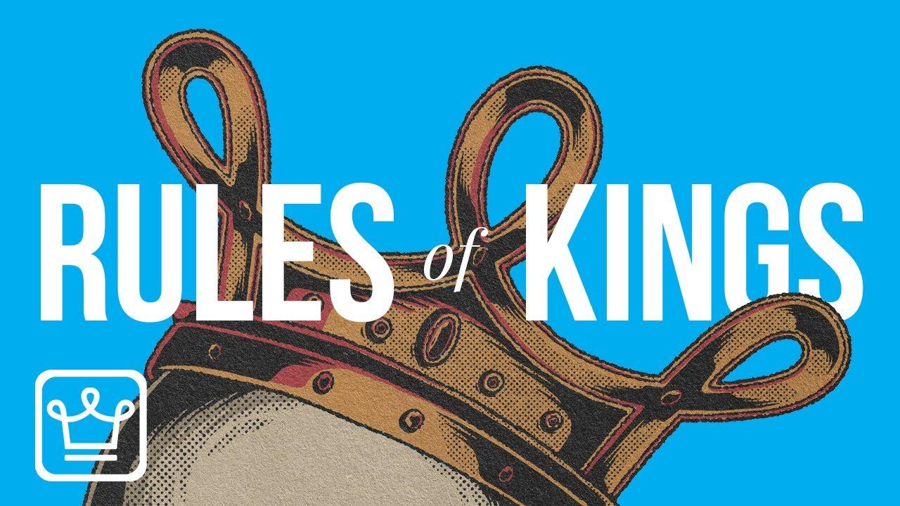 15 Rules of Kings